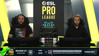 BIG vs forZe [Map 2, Dust 2] BO 3   ESL Pro League Season 12