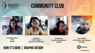 Highlight: How It's Done | Graphic Design with Tiffany Le, Brandi Moy, and Jesse Wilson! | Community Club | !btg