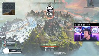 VISS Seer and Rampage are insane 918 APEX 10 21507