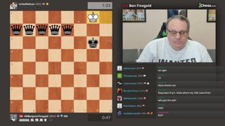 Ben Finegold: Master your knight moves like Bob Seger with this simple puzzle