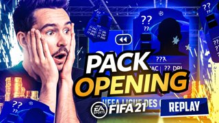 TRÈS GROS PACK OPENING SUR FIFA 21 🤑