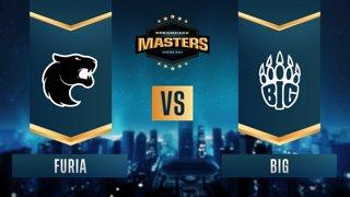 CS:GO - FURIA vs. BIG [Vertigo] Map 1 - DreamHack Masters Spring 2021- Group B