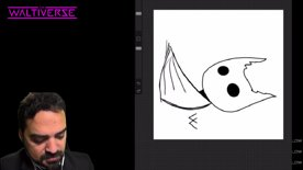 Highlight: How to Draw Hollow Knight