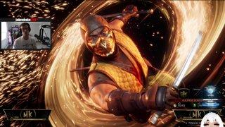$300,000 #ATTAnnihilatorCup Week 3 Mortal Kombat at 1PM PDT !commands - Follow @jakenbakeLIVE on !Socials