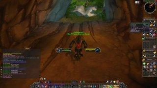 Ganking Alliance at Wailing Caverns