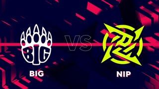 Highlight: Group 1 Day 2 BIG vs NIP Map 2 Mirage