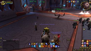 Chilling and talking in WoW 06-Mar-21