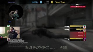 Mythic vs Team Veloz - IEM