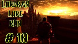 Dark Souls - Lordran Lore Run - 10
