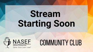 Highlight: lofi hip hop and community game night | NASEF Community Club