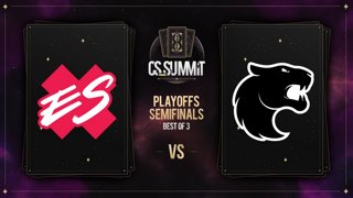 Extra Salt vs FURIA (Train) - cs_summit 8 Playoffs: Semifinals - Game 3