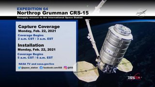Northrop Grumman Cargo Launch to the Space Station from NASA Wallops