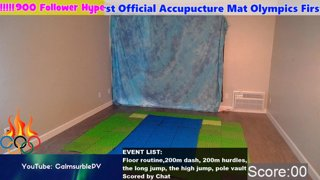Highlight: The First Official Acupuncture Mat Olympics!!!