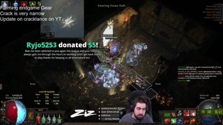 Zizaran - Path of Exile - Inquisitor DD Lab RiP!