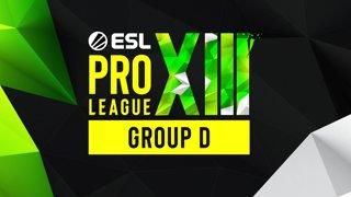 Full Broadcast: ESL Pro League Season 13 - Group D Day 18 - March 27, 2021