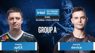 CS:GO - Vitality vs. Astralis [Inferno] Map 3 - IEM Global Challenge 2020 - Group A