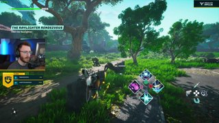 Friday Night Gaming w/ GoldyGlove || Biomutant Test Drive
