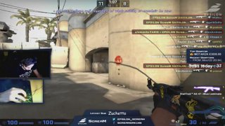 ScreaM - Ace dust2 with AK #2