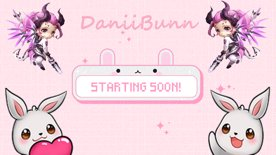 [PC] Supporting 𝘔𝘺𝘴𝘦𝘭𝘧 ♡    Join The Bunn Burrow! ♡ !Discord   !Commands