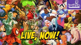 3rd Strike Co-Op Cup Event - MVC2 Later?! !ads !nzxt (1-9)