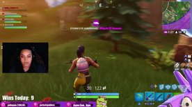 Crazy Ending to Fortnite Game