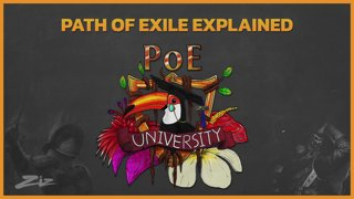 Zizaran - Path of Exile University - Finding a Bargain Whole episode