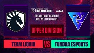 Dota2 - Tundra Esports vs. Team Liquid - Game 2 - DreamLeague S15 DPC WEU - Upper Division