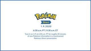 Pokémon Direct 1.9.2020