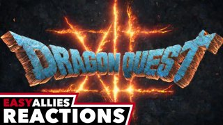Dragon Quest 35th Anniversary - Easy Allies Reactions