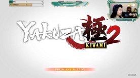 『Yakuza Kiwami 2』Part 4: Majima coming back to the Fam | Sayama has Tojo beef | Let's meet up with Komaki again