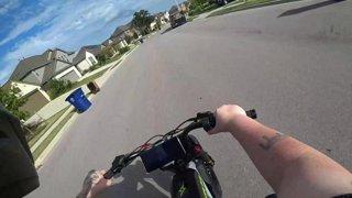 Super73 RX Bike ride