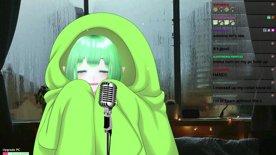 Clip: [AUS Vtuber] Sleepy singing~🌸 !discord