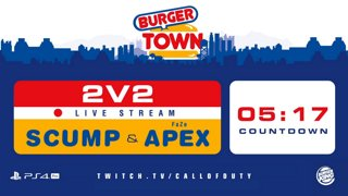 Call of Duty: Modern Warfare Burger Town 2v2
