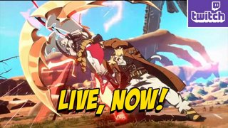 GUILTY GEAR STRIVE REVEAL & Matches - YoVG Later?! !nzxt !ads (10-10)