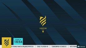 European League : 5ème journée avec Scok & FuriouSG !
