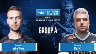 CS:GO - Vitality vs. Astralis [Dust2] Map 2 - IEM Global Challenge 2020 - Group A