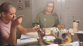 Highlight: PAINTING WITH MY GIRLFRIEND