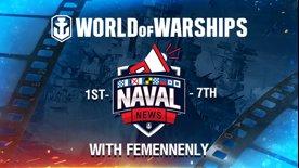 [EN] Naval News Night with Fenemmemly