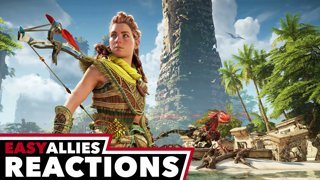 Horizon Forbidden West State of Play - Easy Allies Reactions