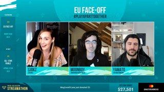 Mid-Season Streamathon: EU Face-Off Group Stage