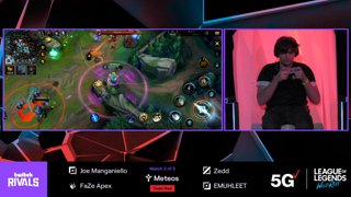 Twitch Rivals presents Verizon 5G League of Legends: Wild Rift Invitational