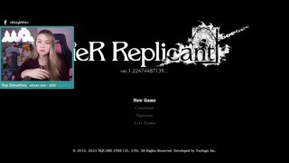 NieR Replicant (part 1)