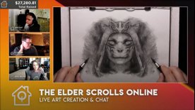 ESO Live Art Creation & Chat—Featuring Concept Artist Mike May