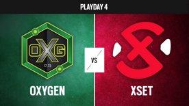 Oxygen vs. XSET   R6 NAL 2021 - Stage 2 - Playday 4