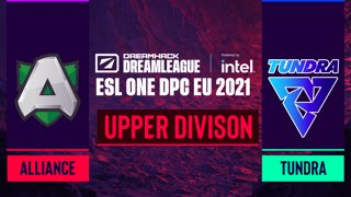Dota2 - Alliance vs. Tundra Esports - Game 1 - DreamLeague Season 14 DPC: EU - Upper Division