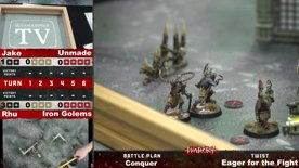 Warcry – Iron Golems vs The Unmade Battle Report