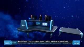 LIVE: Bunny vs. Dark - Group B - IEM Katowice 2021