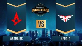 CS:GO - Astralis vs. Heroic [Nuke] Map 1 - DreamHack Masters Spring 2021 - Group B