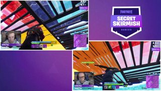 #SecretSkirmish Day 1 Kitty Highlights #3