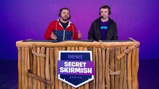 #SecretSkirmish Day 1 Kitty Highlights #2